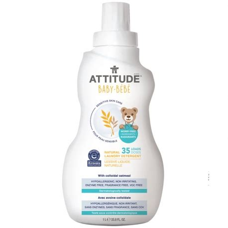 baby laundry baby laundry detergent sensitive skin by attitude