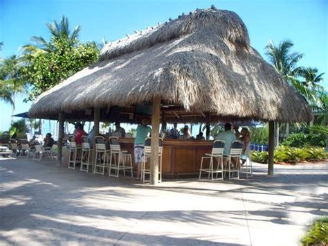 Inn Tiki Bar Key Ambassador Resort Inn Key West Hotel Oceanfront