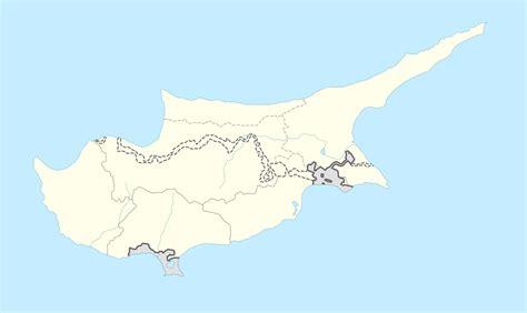 cyprus map cyprus map location
