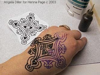 henna tattoo transfers the henna page how to make henna pattern transfers