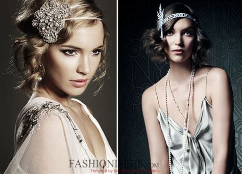 hair style form the great gatsby era the great gatsby inspired faux bob tutorial fashionisers
