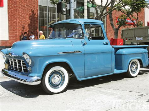 Chevy Truck 50s by 301 Moved Permanently