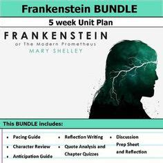 themes in frankenstein chapter 6 this mary shelley frankenstein lesson plan includes