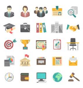 10 resume icons vector images creative resume design
