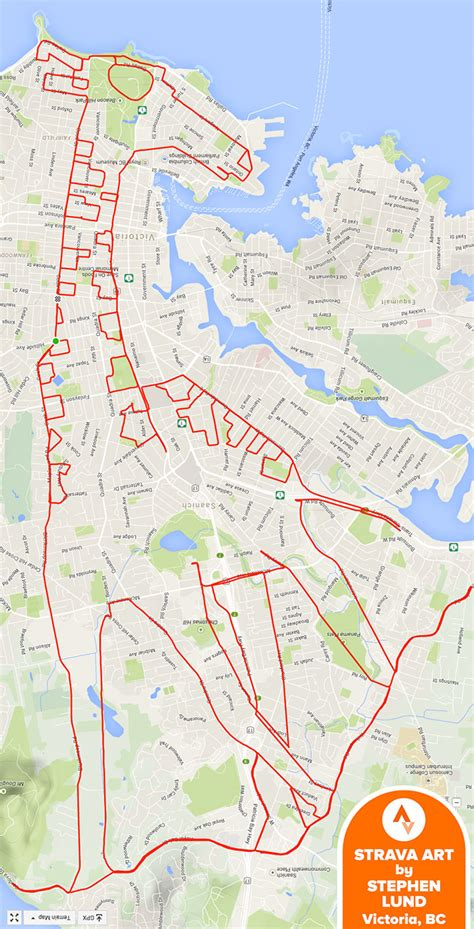 km doodlebug map artist draws amazing doodles by tracking his bike rides
