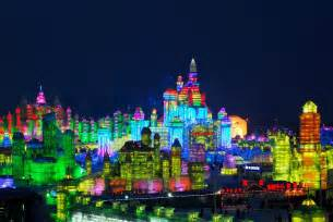 Ice City by Harbin China Travel Guide China Focus Travel