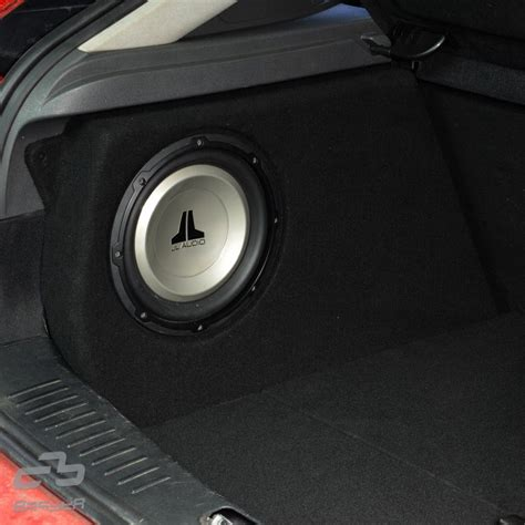 Ford Sub by Basser Ford Focus Mk2 Fit Box Subwoofer Enclosure
