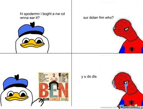 Dolan Meme Maker - dolan spoderman by enucleaire meme center