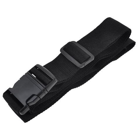 release buckle 3 digits black lock luggage ws