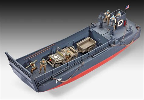 Trumpeter Ww2 Usn Lcm Crew Model Kit Figure 1 35 revell lcm 3 landing craft and road vehicle jeep 1 35 scale modelling now