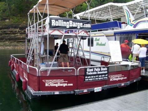 boat trader party barge lake billy chinook party barge rollingbarge