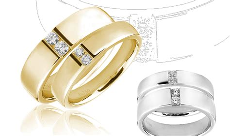Designer Eheringe by Designer Wedding Rings Crafted With