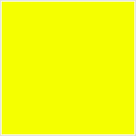 hex color yellow f6ff00 hex color rgb 246 255 0 yellow yellow green