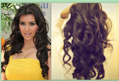 curling wand on medium layered hair 20 impressive party hairstyles hairstyle for women