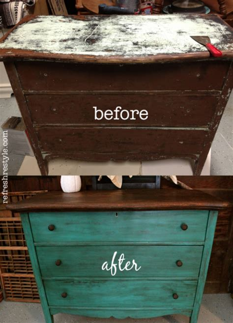 Painted Dressers Diy by 15 Painted Furniture Makeovers You Ll Porch Advice