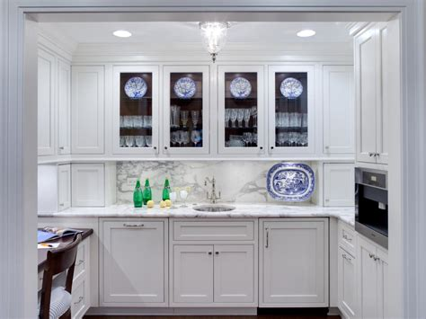 White Kitchen Cabinets With Glass White Glass Kitchen Cabinet Doors Derektime Design Preparing Before Choosing Glass