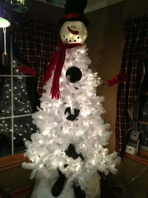 cracker barrel snowman tree topper snowman tree tree toppers and decorting ideas