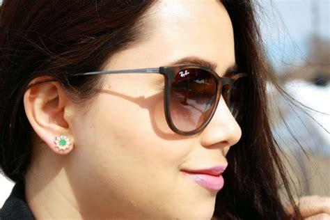 Erika 4147 Ungu 1 ban erika sunglasses and dainty earrings them