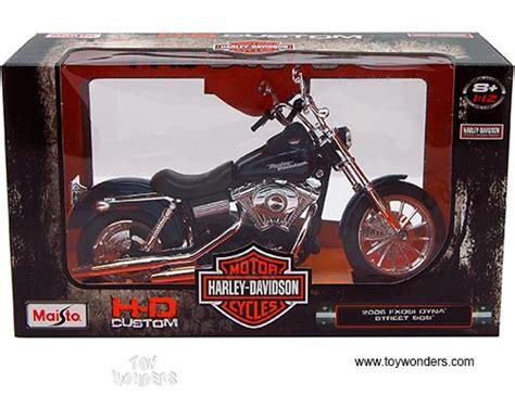 Maisto Real Motor Cycle 03 66 2006 fxdbi dyna bob 32325 bike 1 12 scale maisto wholesale diecast model car