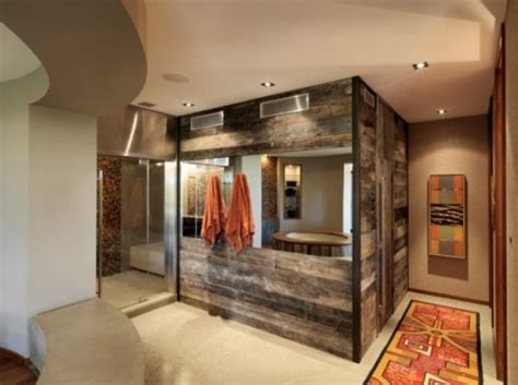 how to decorate using reclaimed wood