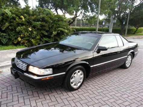 auto body repair training 1997 cadillac eldorado user handbook find used 1997 cadillac eldorado power sunroof black and tan low miles no reserve florida in