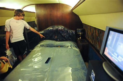 elvis private jet inside elvis presley s private jet inspiration for