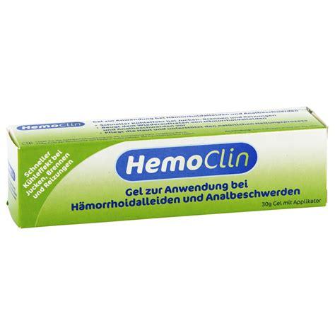 Nägel Kaufen by Hemoclin Gel 30 G Apotheke At Versand Apotheke Im