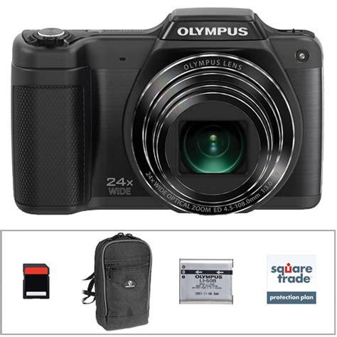 Kamera Digital Olympus Sz 15 olympus sz 15 digital deluxe accessory kit black b h