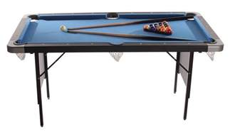 tekscore folding leg pool table with table tennis top liberty games