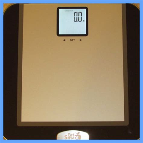 bathroom scale review beauty tech reviews eatsmart precision tracker digital
