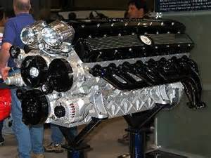 Cadillac Sixteen Engine Cadillac V 16 Engine
