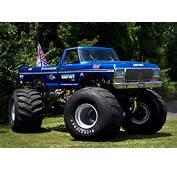 Bugatti Monster Truck Bigfoot 920