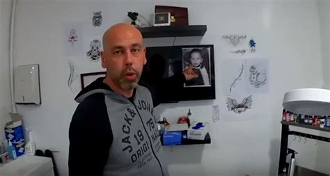 sinik d 233 voile son salon de tatouage vid 201 o rap