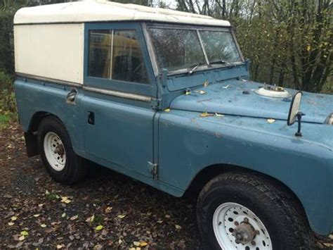 Sale Targus Click In Series Mini 123 Original Bla series 3 galvanised chassis tax exempt for sale 1974 on