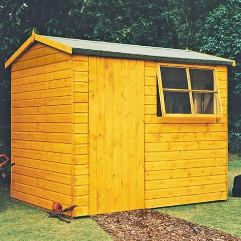 Buy Shed Uk by Buy Homewood Suffolk Wooden Gable Shed 8 X 6ft At Argos