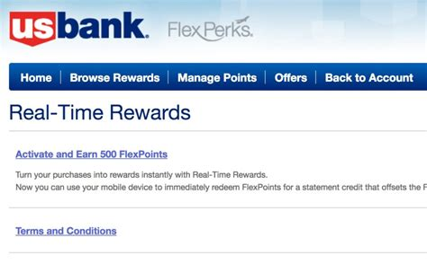 flexperks us bank 500 free us bank flexperks flex points for signing up for
