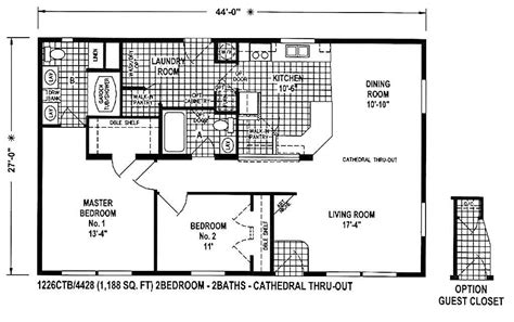 buccaneer manufactured homes floor plans modern modular