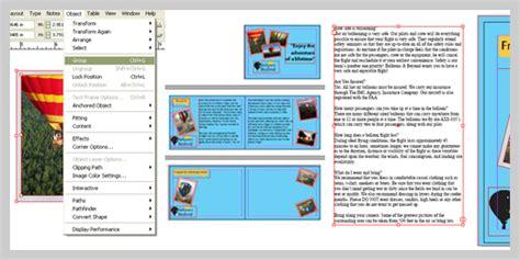 indesign tutorial for brochure 15 professional brochure design tutorials uprinting