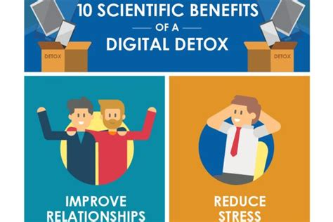 Digital Detox Benefits by Take The Digital Detox Challenge Articles Home