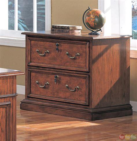 viscante traditional pedestal executive desk