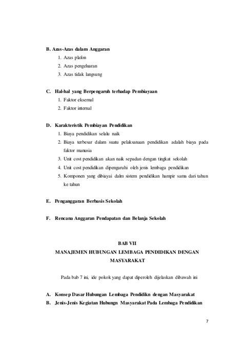 Buku Manajemen Pembiayaan Pendidikan Berbasis Nanang Fattah resensi buku