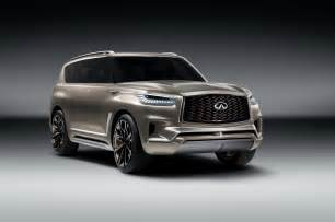 Infiniti Large Suv Infiniti Qx80 Monograph Previews Future Design For Large