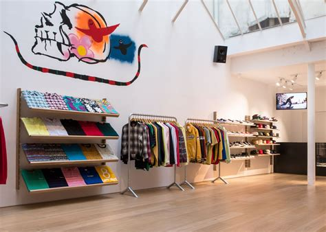 supreme shopping brinkworth designs clean interior for supreme store