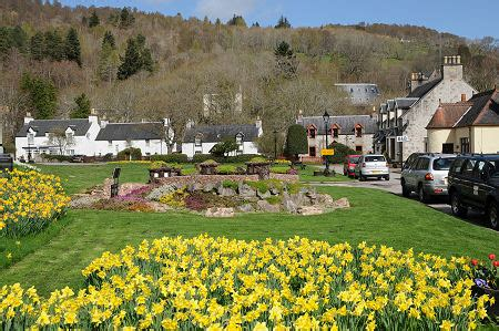 Small Villages drumnadrochit feature page on undiscovered scotland