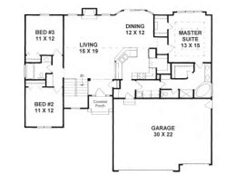 1700 Square Foot House Plans House Plans From 1600 To 1800 Square Feet Page 1