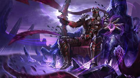 Aov Design Nakroth Demonic Nakroth 2 Arena Of Valor Wallpaper Fullscreen Image