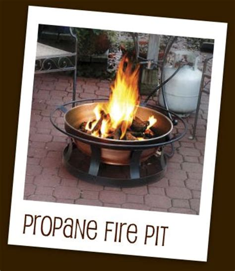 portable propane pit canada propane pits