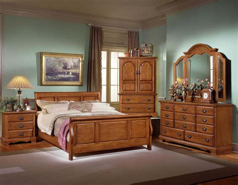 vintage luxury wood bed room hd architecture