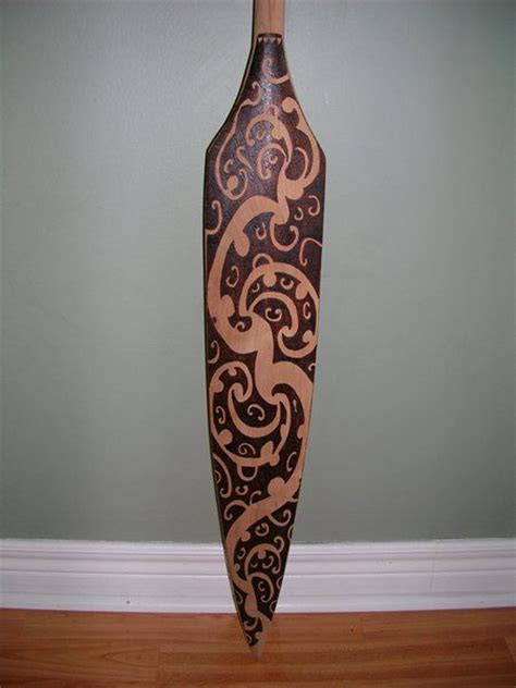 tribal pattern paddles 17 best images about paddle art on pinterest red cedar