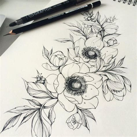flower garden tattoo designs pin by илья on графика arms and tatting